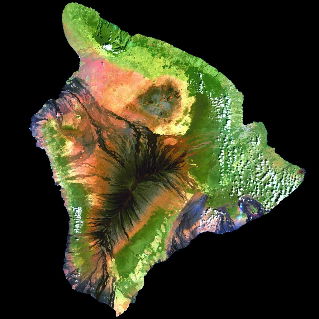 Nasa Big Island