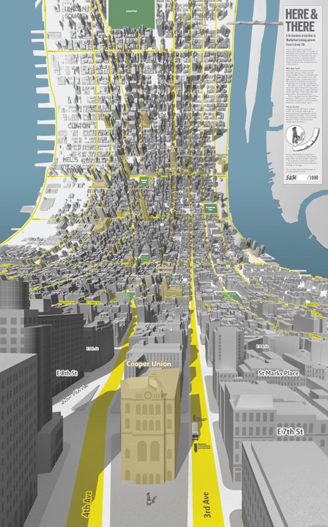 Manhattan Island Length of The Island of Manhattan
