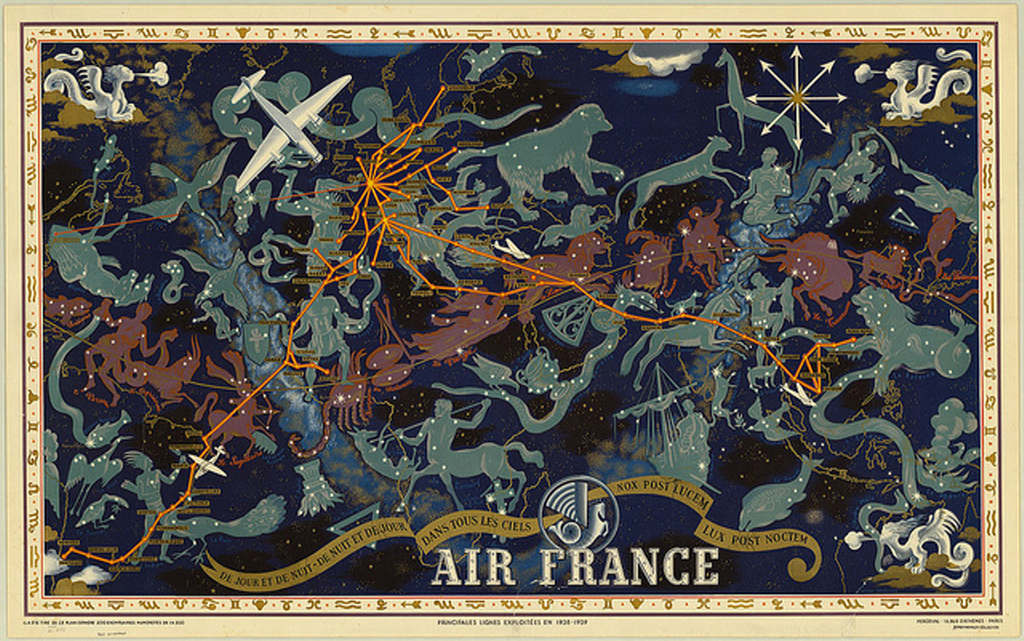 Pictorial Commission On Map Design