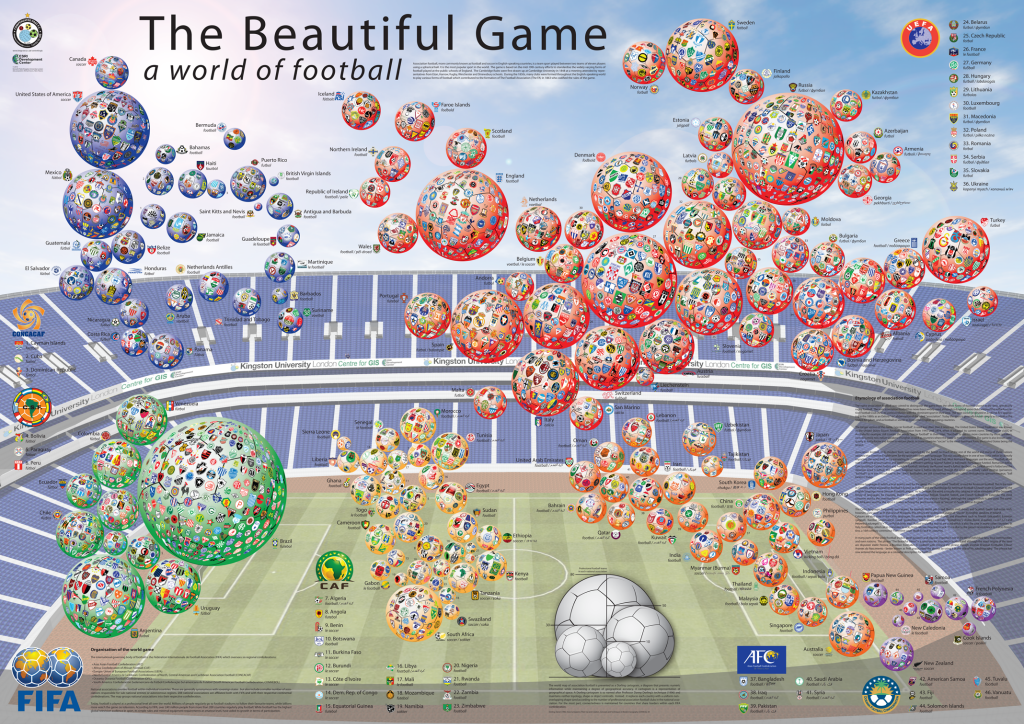Mapcarte 164365 the beautiful game by kenneth field 2010 mapcarte164field gumiabroncs Gallery