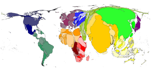 MapCarte180_worldmapper_cartogram