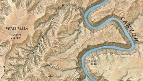 MapCarte282_canyonlands_detail