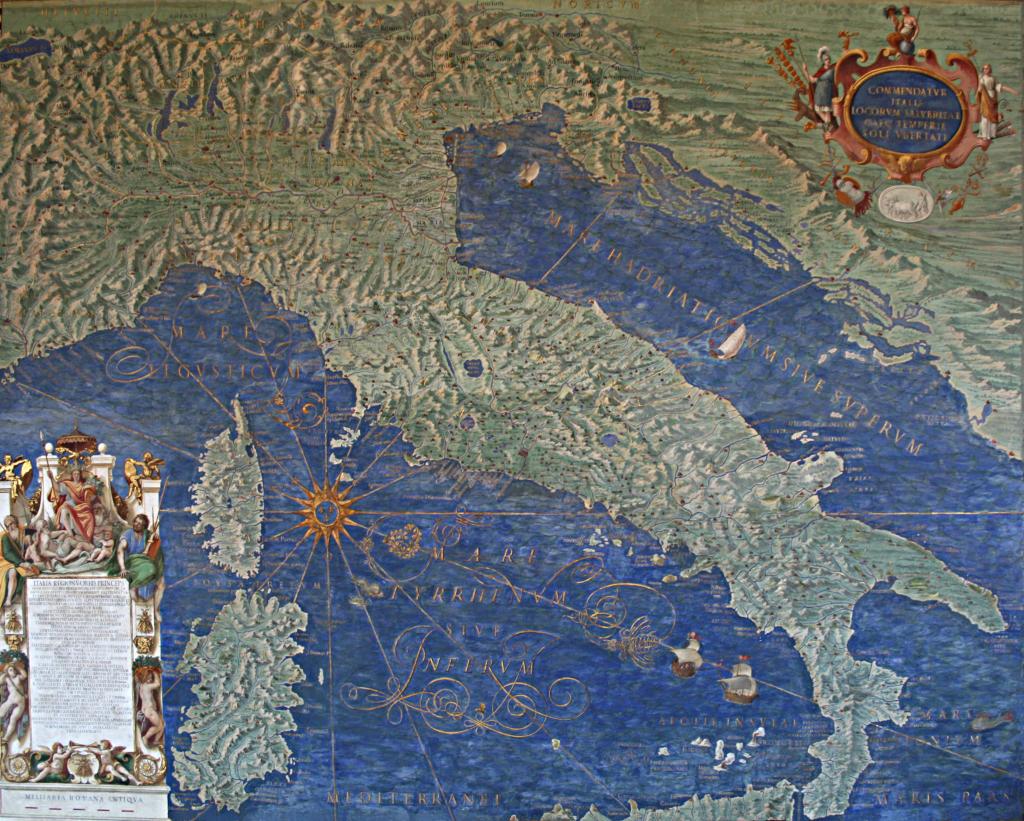 Mapcarte 319365 the gallery of maps by ignazio danti 1550 1583 mapcarte319vatican2 gumiabroncs Gallery