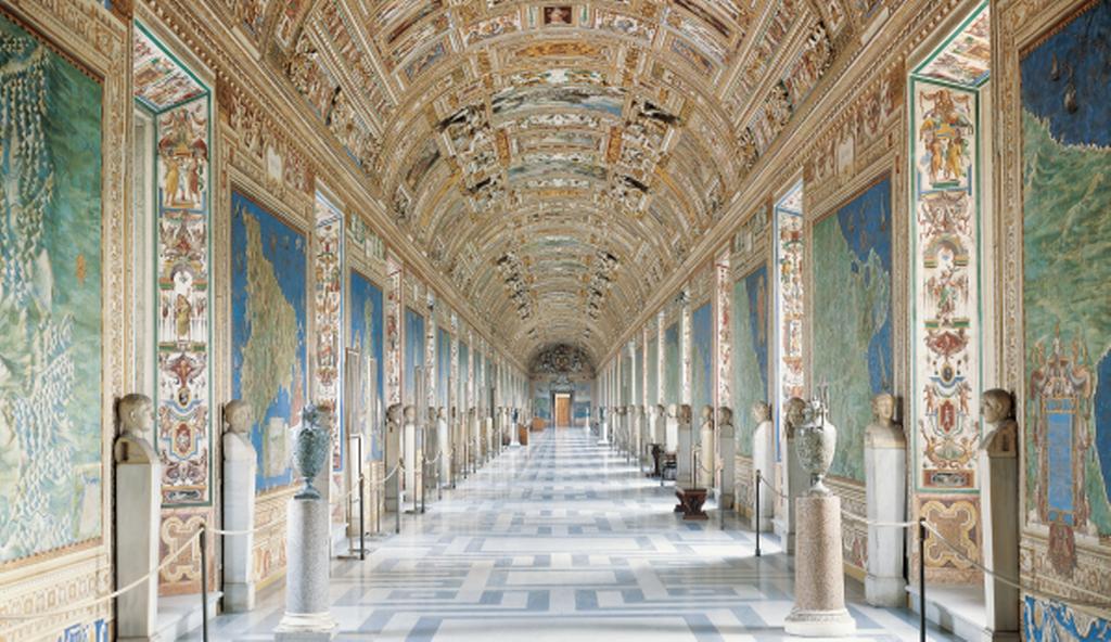 MapCarte 319365 The Gallery of Maps by Ignazio Danti 15501583